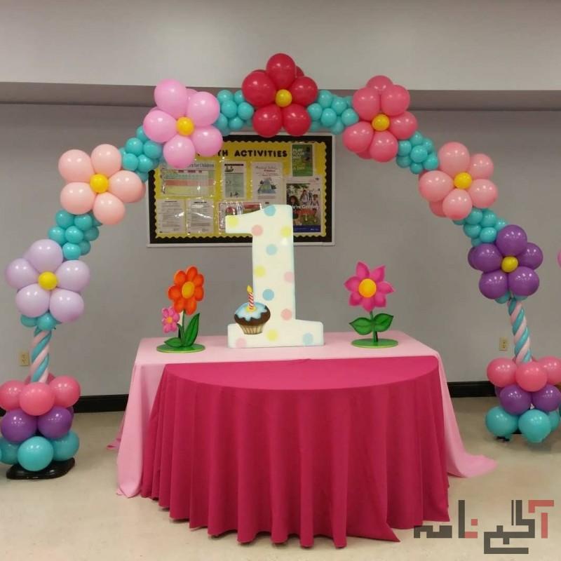 عکاسی و فیلمبرداری جشن تولد