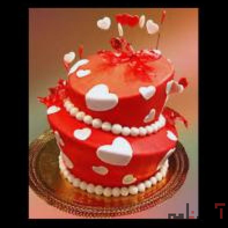آموزش ساخت کیک و شیرینی،کیک تولد و دسر و ژله،شیرینی