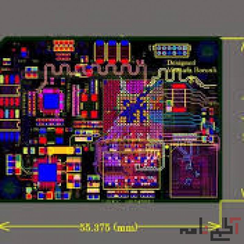 آموزش طراحی مدارات الکترونیکی