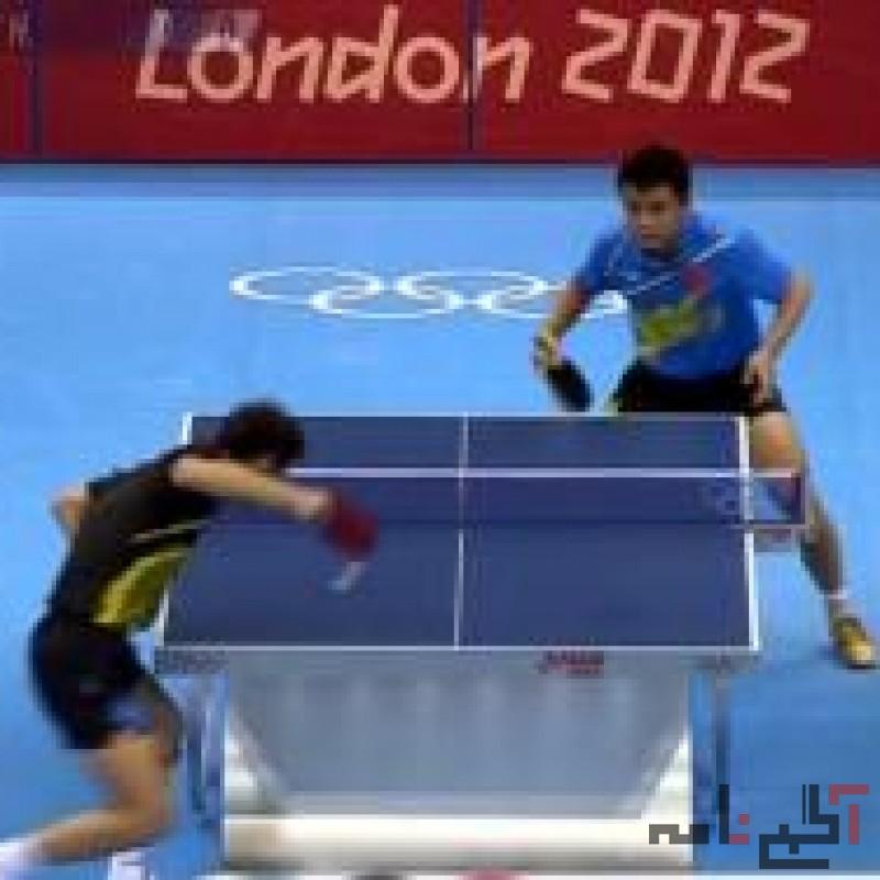 کلاس آموزش پینگ پنگ تنیس روی میز در تهران در باشگاه ها