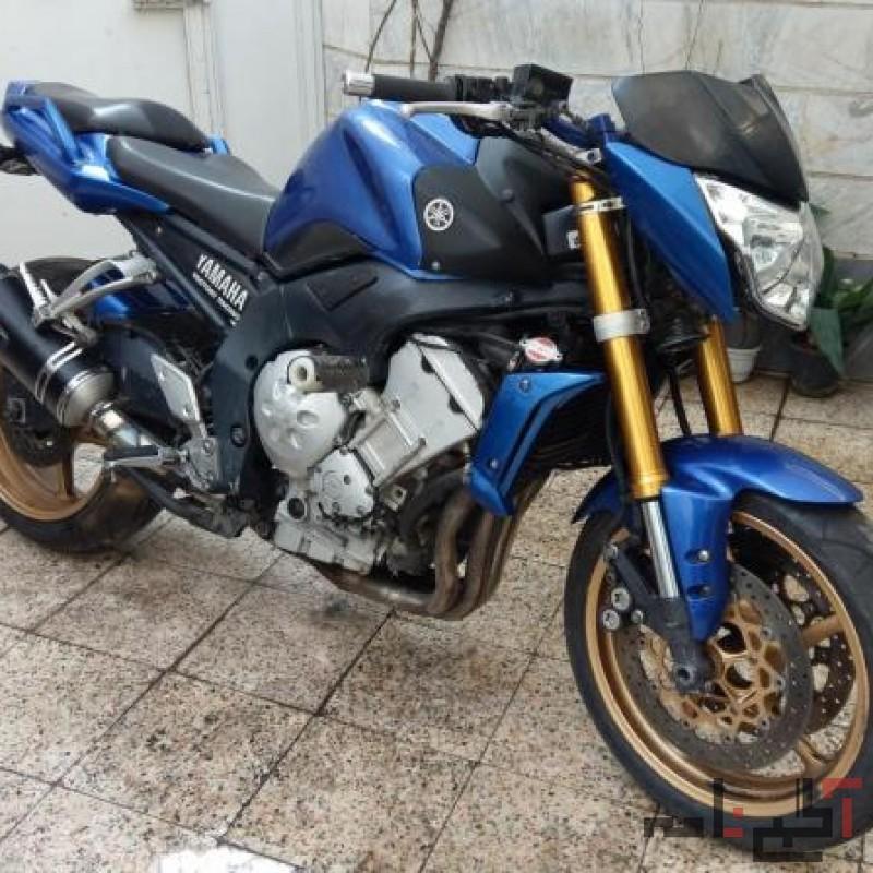 Yamaha FZ1...2008برگه دار