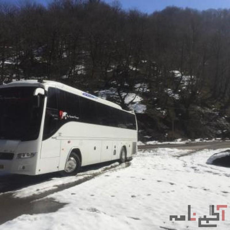 اتوبوس ولوو بى٩