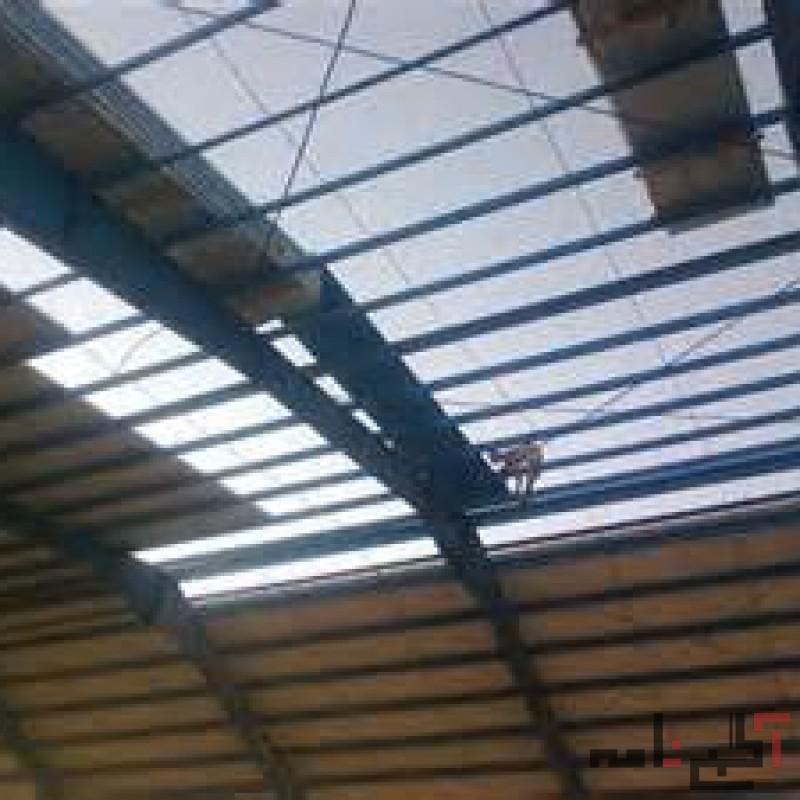 اجرای پوشش سقف و شیروانی-تعمیرات و پوشش سقفهای شیبدار