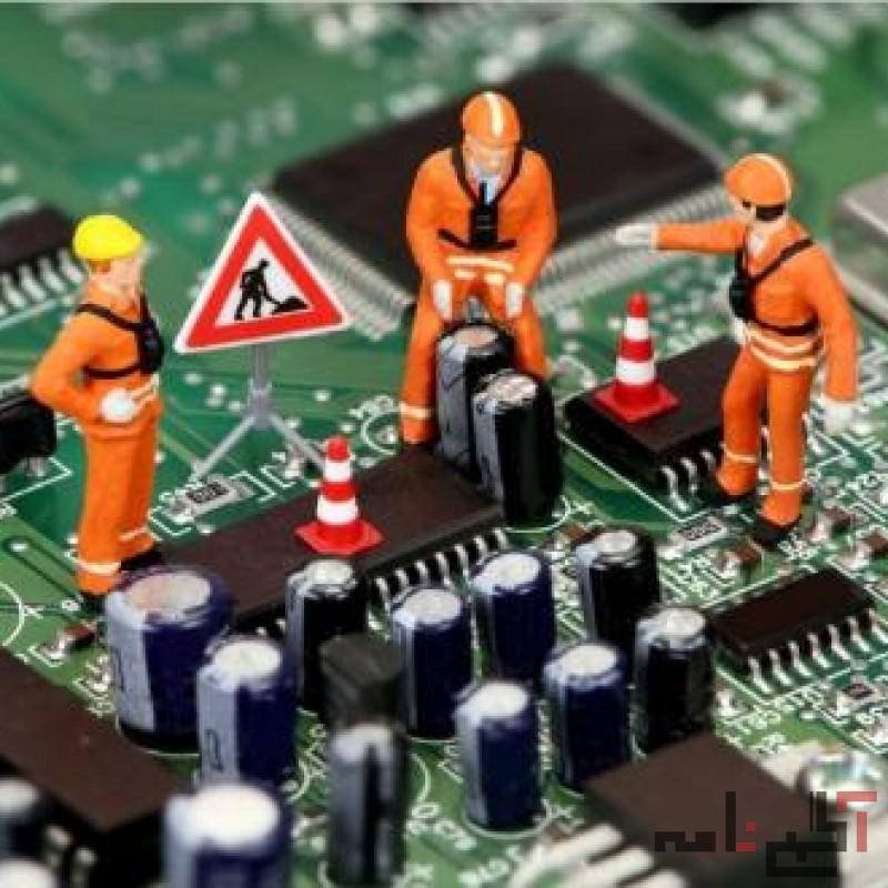 تعمیرات مانیتور , تعمیرات کامپیوتر , تعمیرات پرینتر
