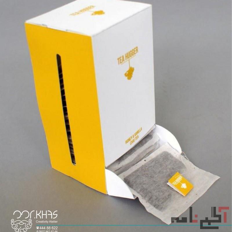 تولید انواع بسته بندی ( جعبه . لیبل . کارتی )