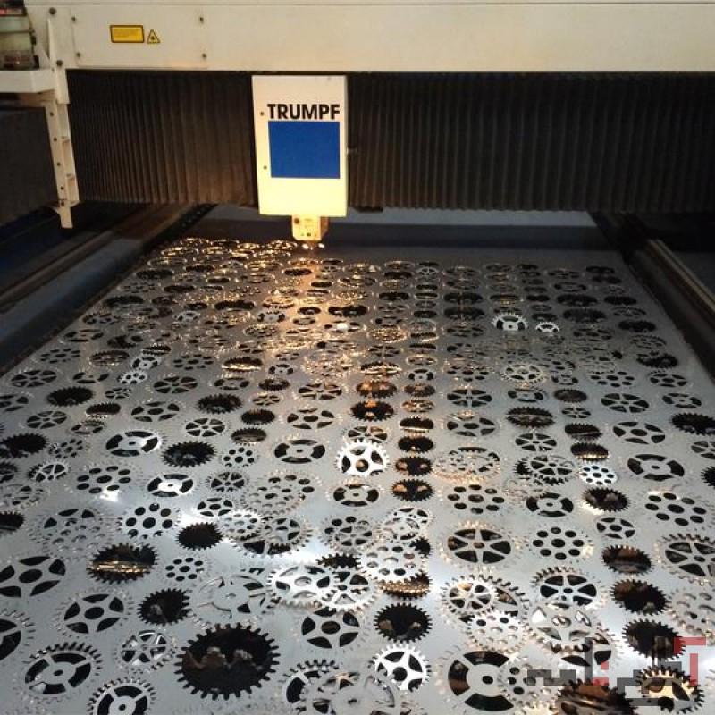 خدمات حکاکی و برش لیزر شیراز لیزر انواع فلزات و غیر فلزات