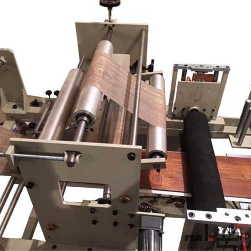 سازنده دستگاه لمینت هات استامپ و صنعت دوخت پلاستیک