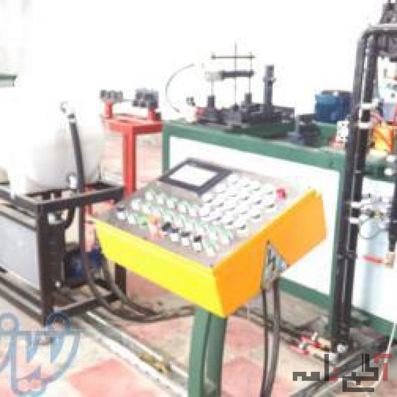 ساخت و فروش  دستگاه تیرچه صنعتی - دستگاه تیرچه اتوماتیک - تیرچه صنعتی