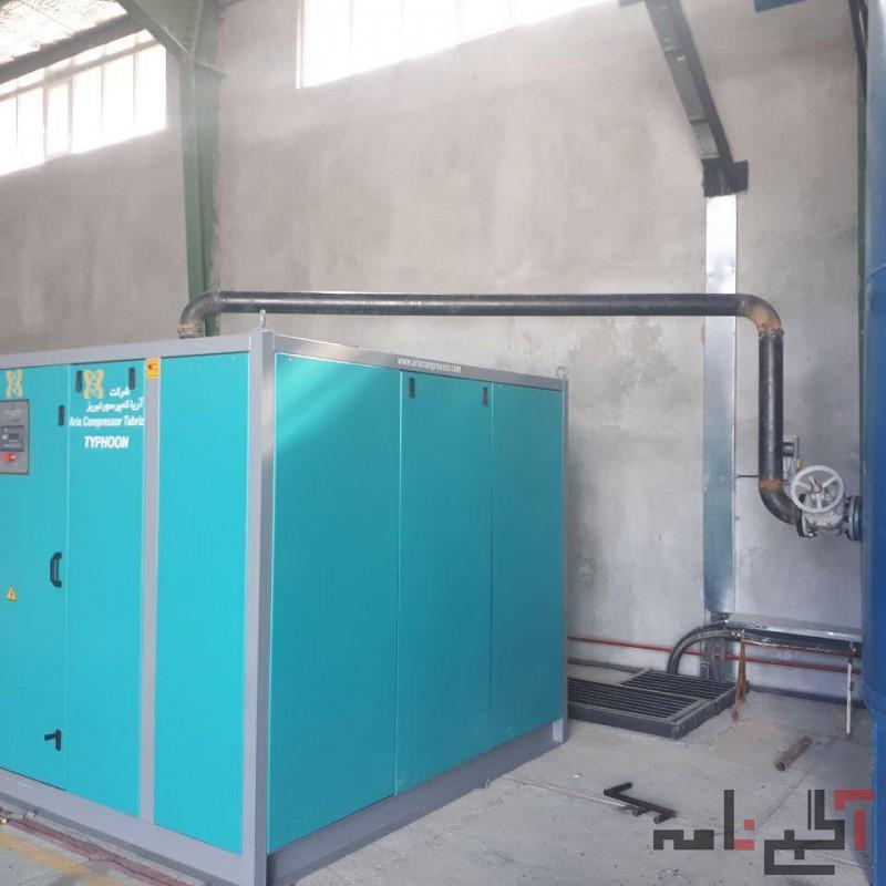 تولید کننده کمپرسور هوا