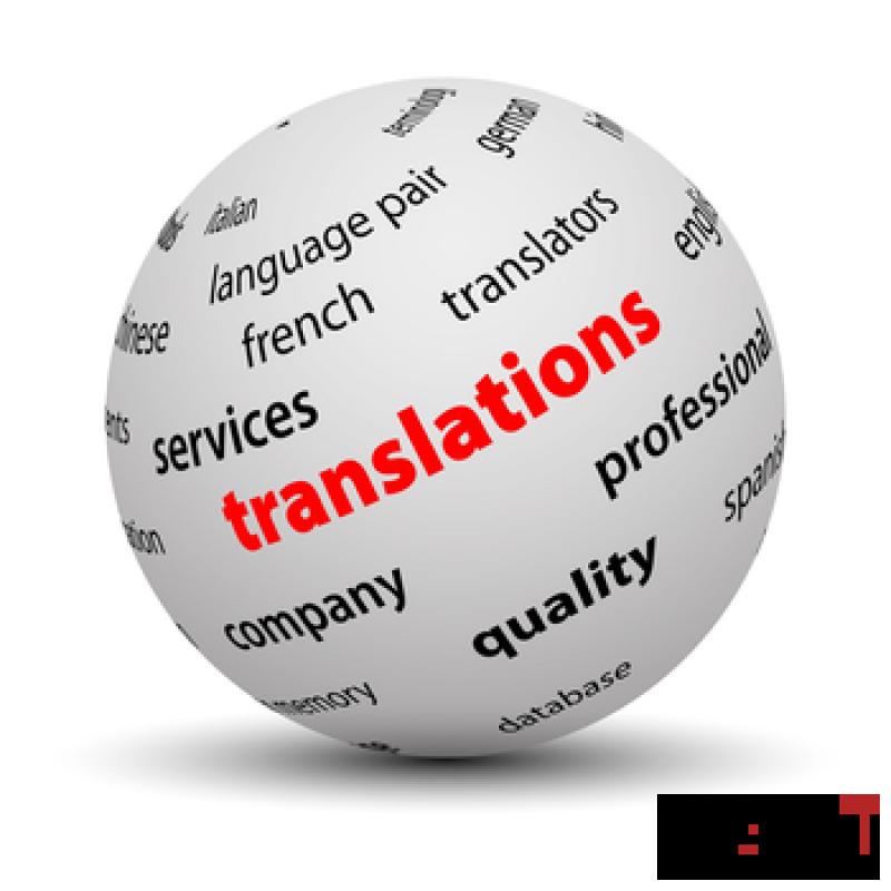 ارائه خدمات ترجمه و تایپ