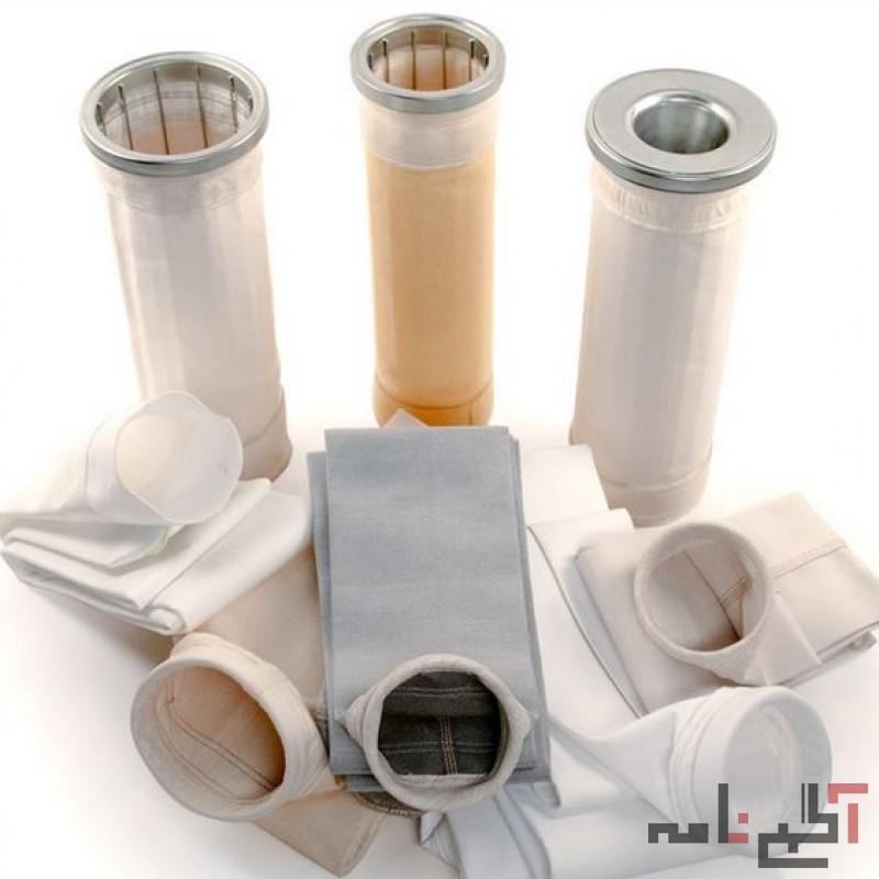 طراحی ،ساخت غبارگیر کارخانجات،تولید کیسه فیلتر