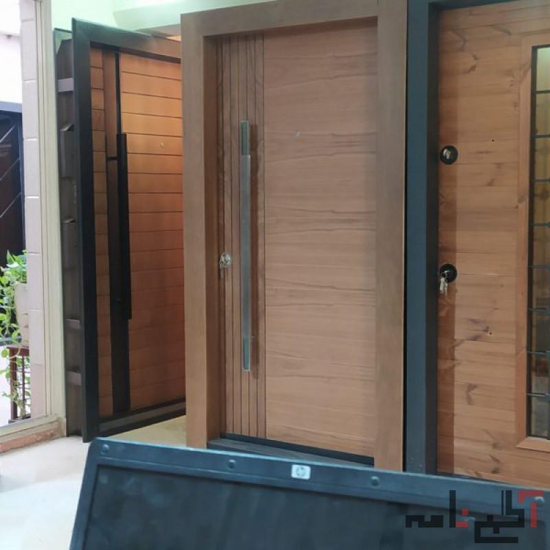 درب ضد سرقت و درب داخلی راسان