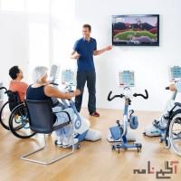 ساخت و واردات تجهیزات ورزشی ، فیزیوتراپی وتوانبخشی
