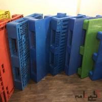 پالت پلاستیکی و مواد اولیه پلیمری