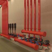 طراحی و ارائه نقشه های اجرایی انواع تاسیسات مکانیکی