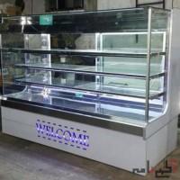 یخچال فروشگاهی| یخچال سوپرمارکت| یخچال ایستاده| یخچال ف