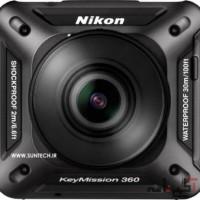 دوربین نیکون کی میشن 360