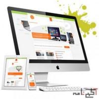 طراح حرفه ایی وب سایت (FrontEnd)