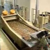 دستگاه گردوشکن،خط گردوشکن وبسته بندی