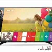 فروش تلویزیون LED 24 اینچ دارای ورودی HDMI-VGA-AV