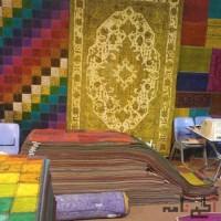 فروش فرش مدرن دست بافت فانتزی سنگشور,چهل تیکه,پوست