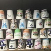 لیوان کاغذی با چاپ اختصاصی | چاپ لیوان کاغذی