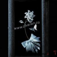 قیمت قاب گل نقره ساخت و عرضه شده توسط گروه زیوران
