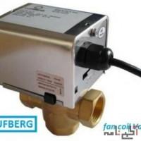 شیر فن کویل fan coil valve