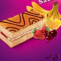 فروش خط تولید کیک لایه ای و تی تاب