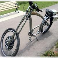 هیبرید (برقی) کردن انواع دوچرخه