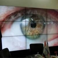 اجاره ویدئو وال صنعتی در نمایشگاه بین المللی تهران