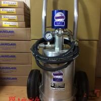 گیریس پمپ هایپرگان - گریس پمپ گازی - گریس پمپ فشار قوی