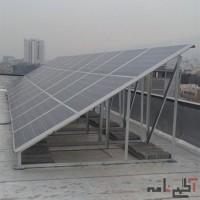 برگزاری دوره آموزشی طراحی و اجرای نیروگاه خورشیدی