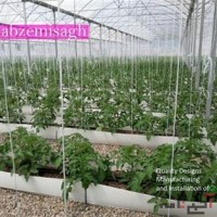 سازنده گلخانه اسپانیای