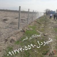 نصاب فنس و سیم خاردار خطی و حلقوی 09127205590