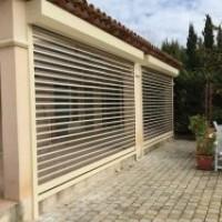 مشاوره، فروش و نصب انواع درب های اتوماتیک کرکره ای و شیشه ای