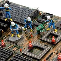 تعمیرات سخت افزاری و نرم افزاری موبایل