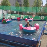 قایق شهربازی قایق کودک قایق پدالی