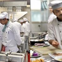 آموزش گروهی آشپزی صنعتی در محل +اصلاح و  رفع ایرادات