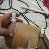 تعمیر باک پلاستیکی با دستگاه
